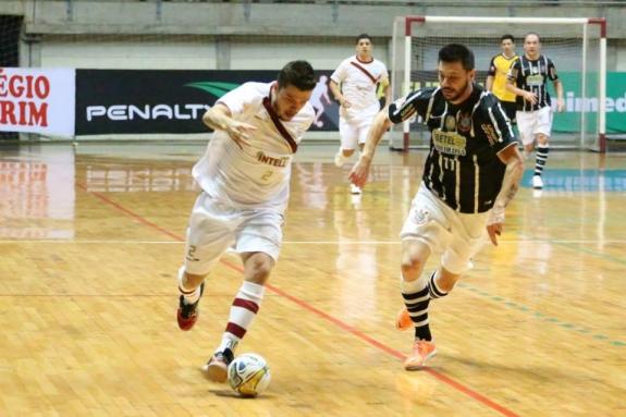 Intelli e Corinthians serão adversários também na semifinal da LPF