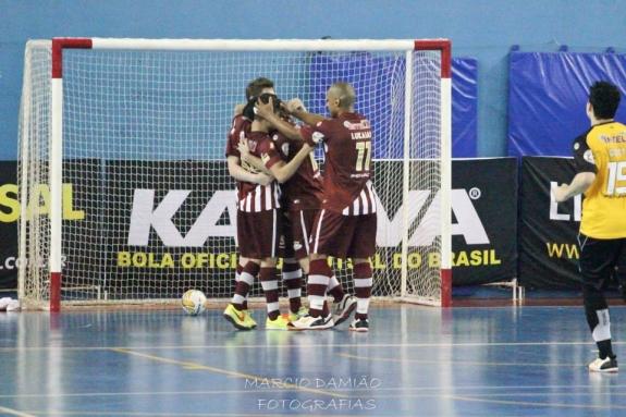 Vitória da Intelli contra Brasil Kirin rende mais duas posições na tabela