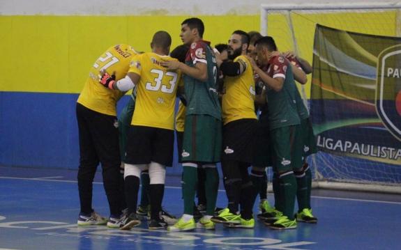 Muito desfalcada, ADC Intelli luta até o fim, mas é eliminada da Copa Paulista de Futsal