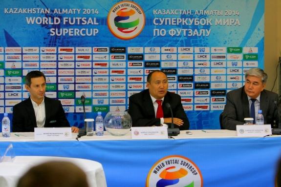 Definidos os duelos da Supercopa do Mundo de Futsal